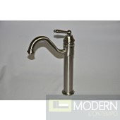 Brushed Nickel Traditional Faucet
