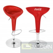 Coca-Cola® Scooper Bar Stool