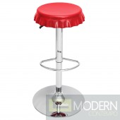 Bottle Cap Bar Stool