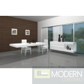Cloud Modern Dining in High Gloss