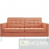 Loft Wool Loveseat