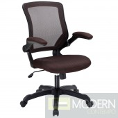 Veep Office Chair Brown