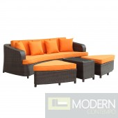 Monterey Outdoor Patio Sofa Set