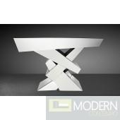 Modrest Hildago - Modern Mirrored Console Table