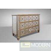 Modrest Harmon - Transitional Mirror Dresser