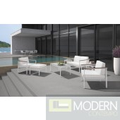 Renava H68 - Modern Patio Lounge Set With Coffee Table