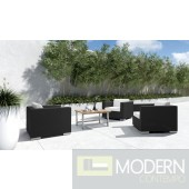 Renava H69 - Modern Patio Lounge Set