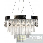 Modrest S1004 - Modern Crystal Ceiling Light