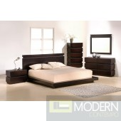 Knotch Queen Size Bed