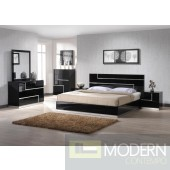 Lucca King Size Bed