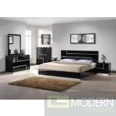 Lucca Queen Size Bed