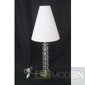 Modrest MA-4067 - Transitional Transparent Table Lamp