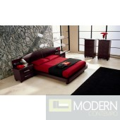 Modrest Miss Italia - Composition 02 - Italian Platform Bed Group