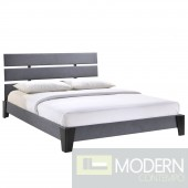 Zoe Queen Fabric Bed Frame