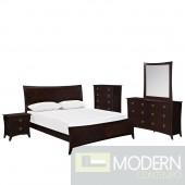 Elizabeth 5 Piece Queen Bedroom Set