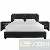Francesca 3 Piece Queen Bedroom Set