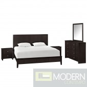 Holly 5 Piece Queen Bedroom Set