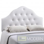 Sovereign Queen Vinyl Headboard