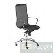 OSBORN HIGH BACK OFFICE CHAIR