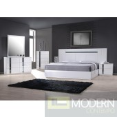 Palermo King Size Bed