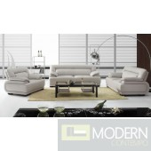 Divani Casa 3929B - Modern Leather Sofa Set