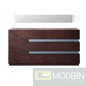 Modrest Z519 - Modern Wenge Dresser