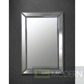 Modrest Hudson - Modern Rectangular Wall Mirror