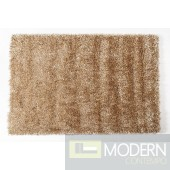 Modrest Shaggy OY13 Gold Large Area Rug