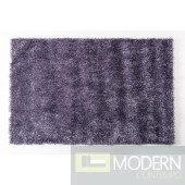 Modrest Shaggy OY140 Purple Large Area Rug
