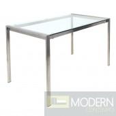 Gardena Table Chrome