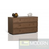 Modrest Logan Modern Walnut Dresser