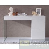 Modrest Volare - Modern White Floating Vanity