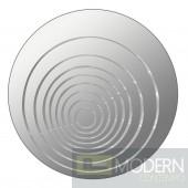 Ripples Mirror Round