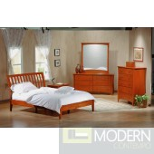 Yorkshire Twin Size Bed in Java