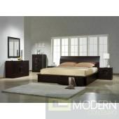 Zen King Size Bed