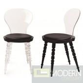 Saxx Acrylic Chair