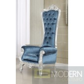 French Style Extreme High-Back ROYAL Throne Accent ArmChair