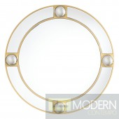 Zuo Mirror, Gold