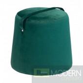 Lenox Ottoman, Green