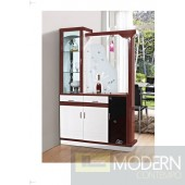 Modern Contemporary Bookcase Curio Display Room Divider.