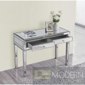 Patra Mirrored Desk Console