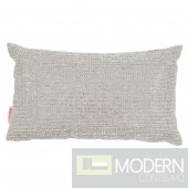 BELLA LUXE Pillow with Crystals SMALL