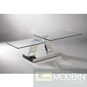 Anda Moving Glass Coffee Table