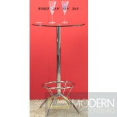 Armenia - Modern Glass Bar Table