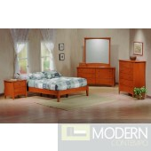 Astoria Twin Size Bed in Chesapeake