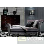 A&X Transitional Fabric Lounge Chaise - AW228-190