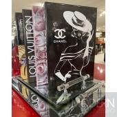 Chanel Lady Book Box