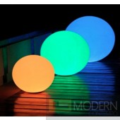 Rechargeable LED BALL with Color Change Remote