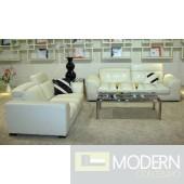 BO 3933-3 Modern Leather Sofa Set