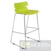 Bonefish Bar Stool Green